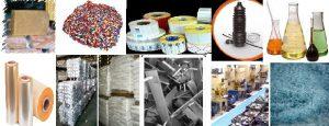 exemplos dos produtos